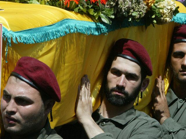 В Сирии убит Али Хусейн Насиф (Абу Аббас)