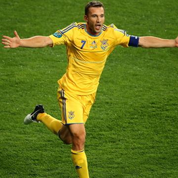 Евро-2012. Украина – Швеция - Шевченко сделал отличный результат