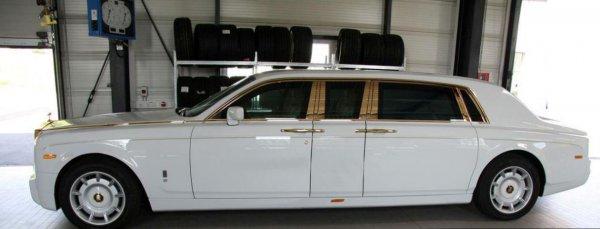 роскошьный Rolls-Royce