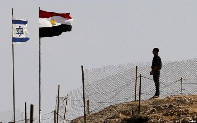 Инцидент на границе Израиля и Египта. Есть жертвы