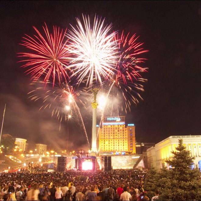 Чем удивит Киев в день города