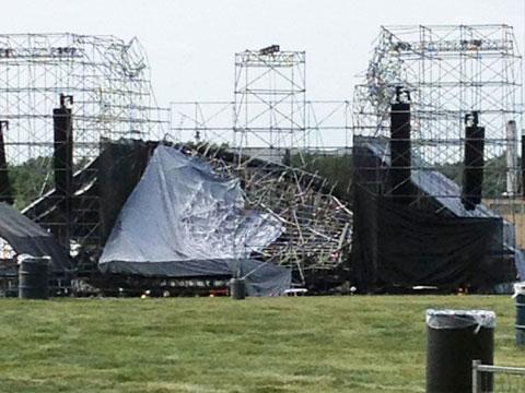 Концерт Radiohead не состоится из-за несчастного случая