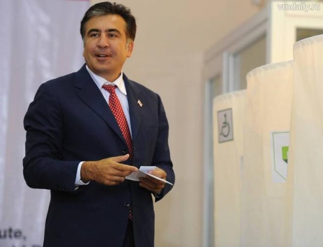 Причины поражения партии Михаила Саакашвили на выборах в Грузии