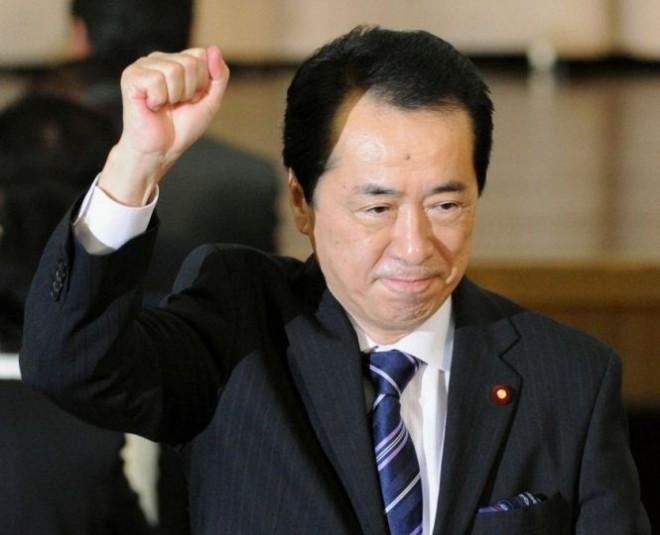 Премьер Японии