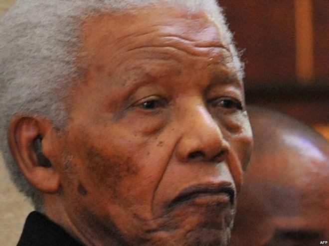 Срочная госпитализация Нельсона Манделы