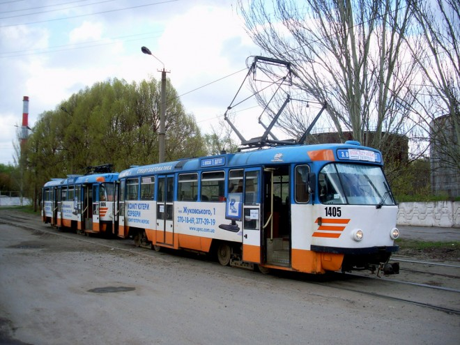 Немецкие автотрамваи придут на замену обычному электротранспорту