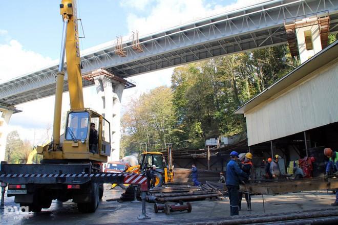 США говорят о принудительном труде на стройках Сочи