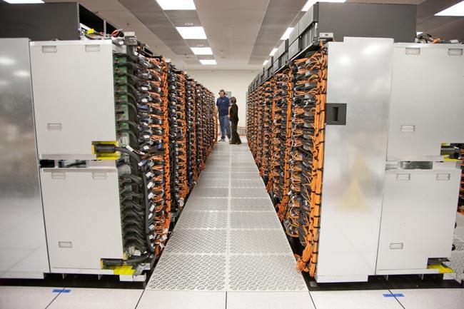 Самым быстродействующим суперкомпьютером признан Sequoia