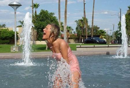 Штаты страдают от жары