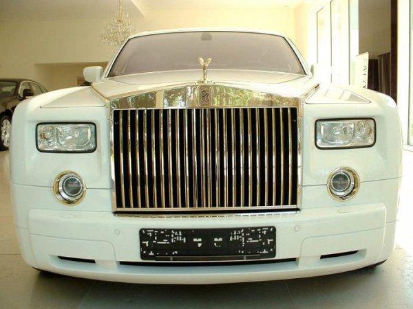 Эксклюзивный Rolls-Royce