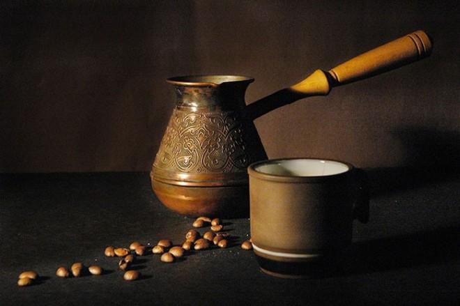 правильно варить кофе в турке