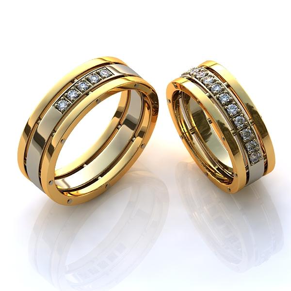 Как выбрать свадебное кольцо?