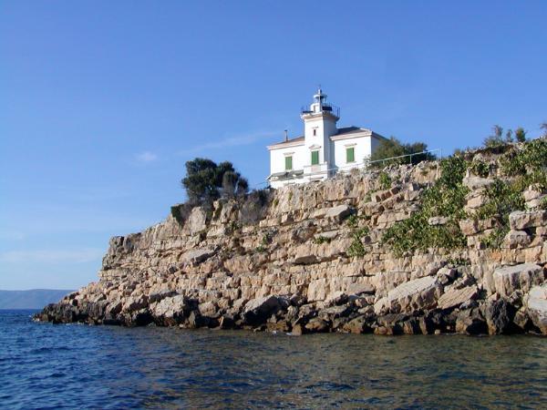 отель-маяк Хорватимя