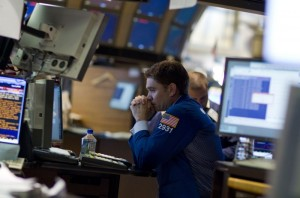 panic in the markets
