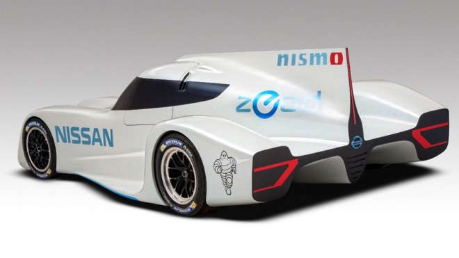 Nissan представила самый быстрый гоночный электроболид и готовит новый спорткар