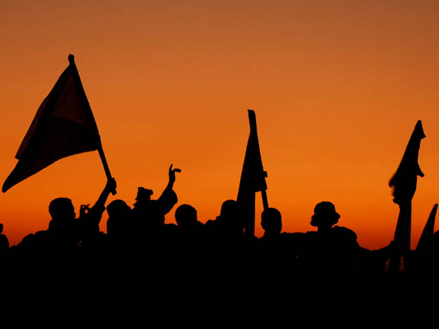 «Арабская весна» превратилась в « Американскую зиму»