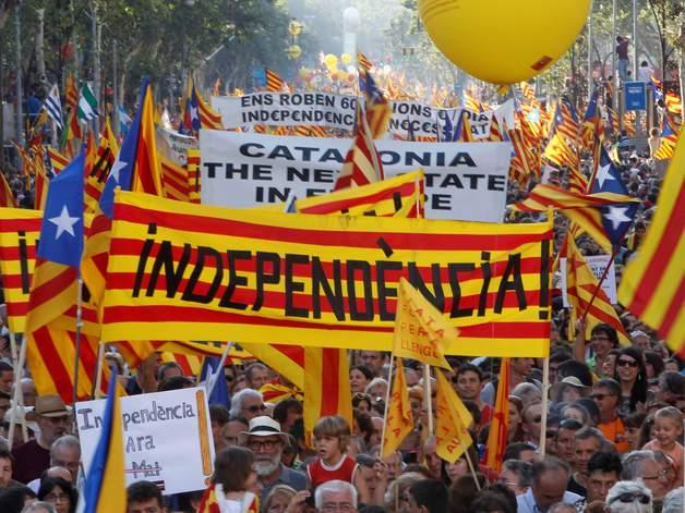В Каталонии пройдут досрочные выборы.
