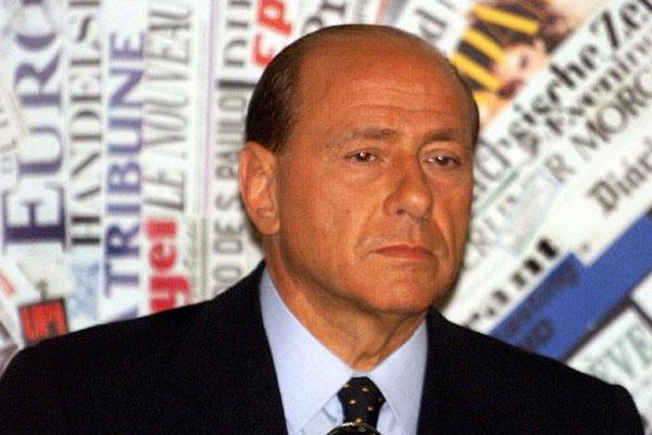 Сильвио Берлускони приговорён к четырём годам лишения свободы.
