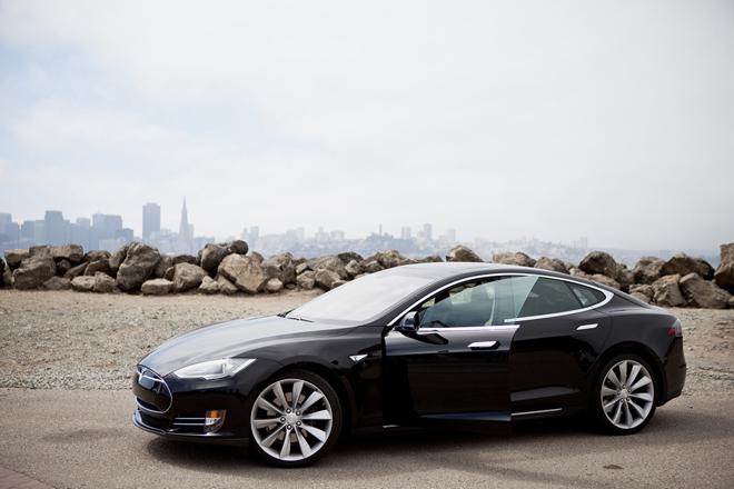 Электромобиль Tesla: самый успешный стартап метит в Европу