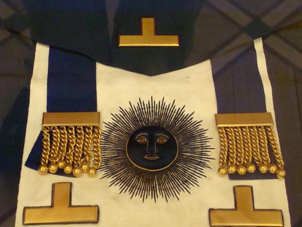 В России неизвестные похитили редчайший масонский орден