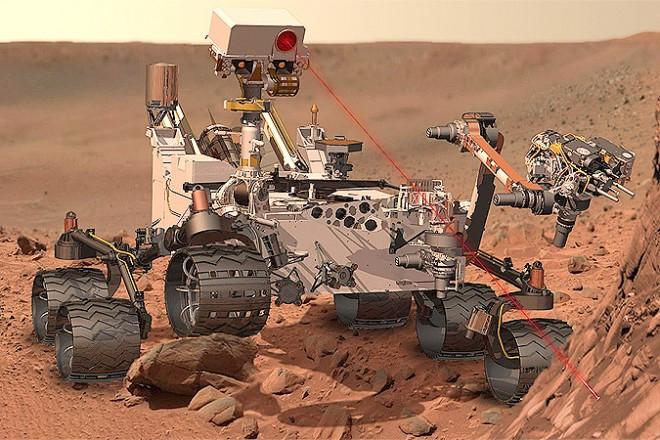 Curiosity поведал миру, что на Марсе нет ни одного примитивного организма