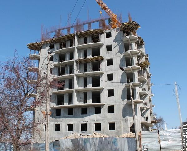 Украинский не дострой возведенный при СССР используют для программы «Доступное жилье»