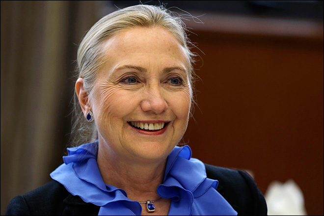 Последние интервью Хиллари Клинтон