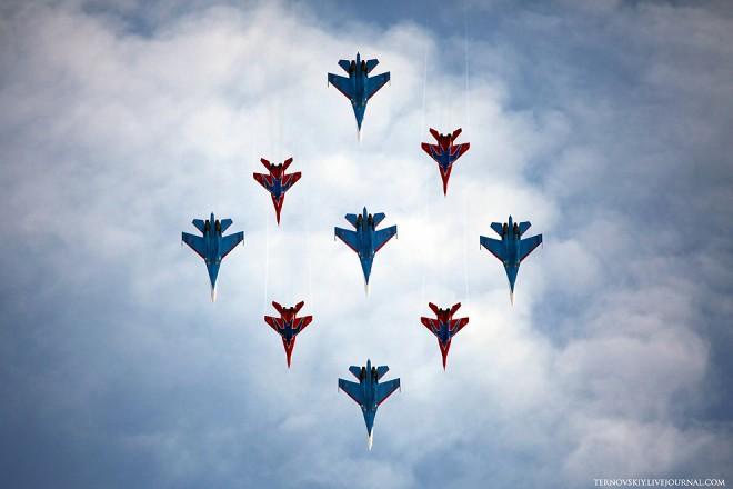 На военной выставке «ЛИМА-2013» Россия демонстрирует свою мощь и потенциал