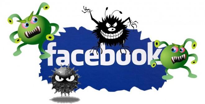 Facebook подцепил вирус с сайта для взрослых