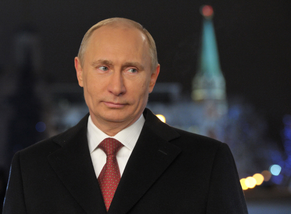 Новогоднее обращения президента России стало самой обсуждаемой темой в интернете