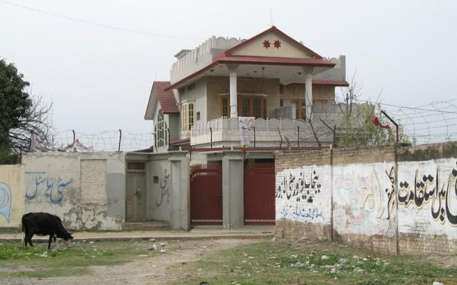 Чтобы построить дом, Усама бен Ладен, заплатил чиновнику взятку