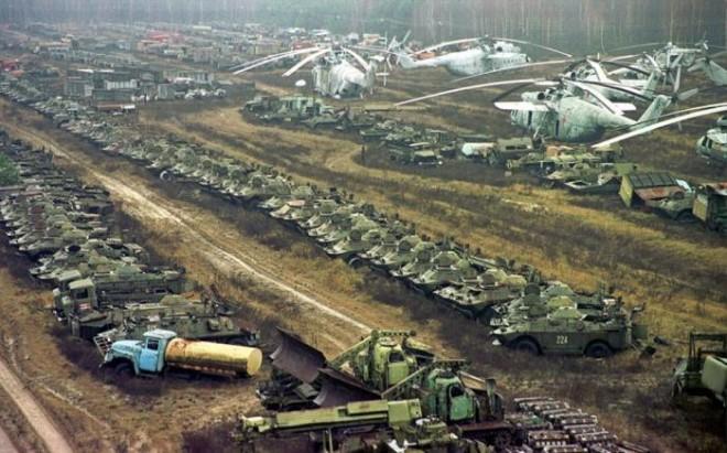 Google хочет купить Чернобыль