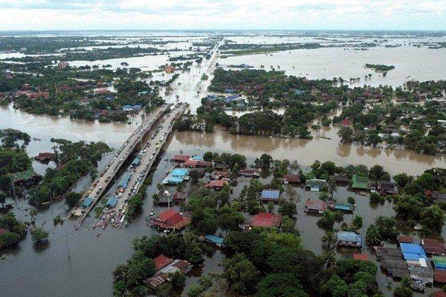 Что делать в случаи потопа