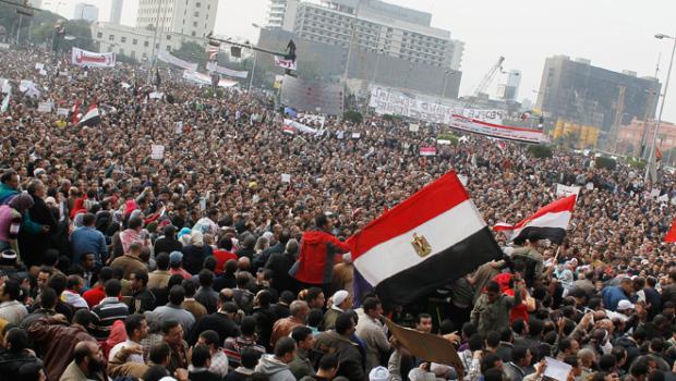 Египет отмечает два года революции кровавыми демонстрациями