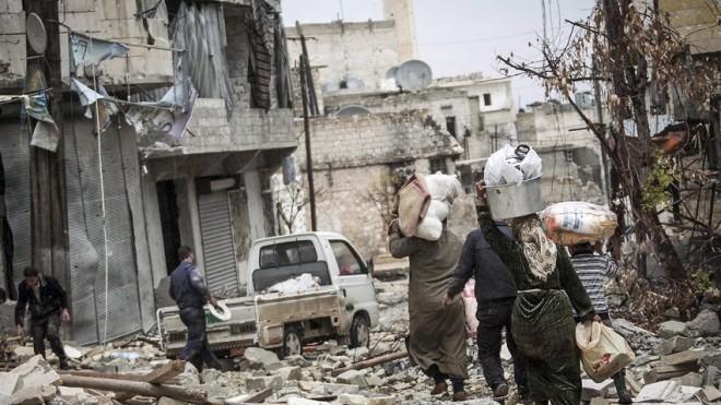 За 22 месяца сирийского конфликта погибло более 60 тысяч человек