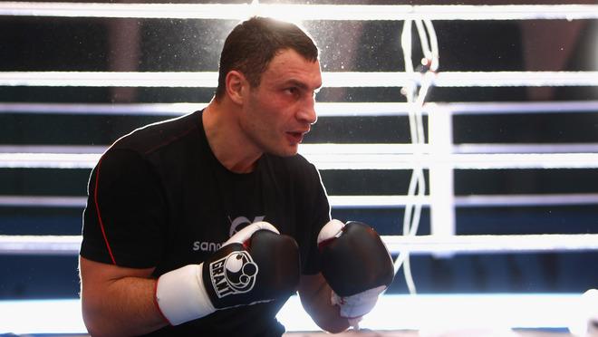 Виталий Кличко: «Думаю, я еще буду драться»