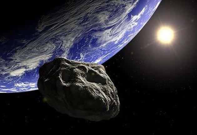 В первый день лета к земле приблизится астероид диаметром 3 километра.
