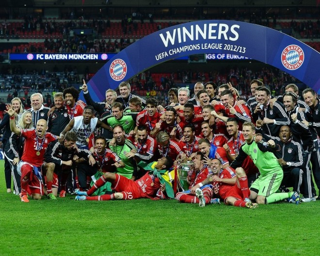 Составлен рейтинг самых дорогих футбольных брендов в мире.