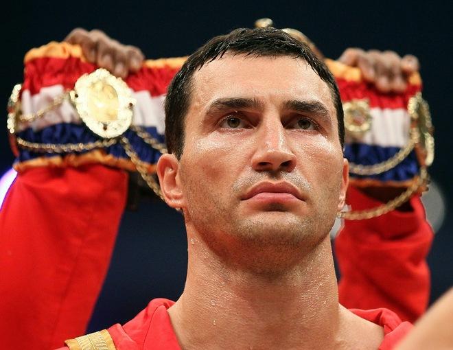 Владимир Кличко обрел новый титул WBO