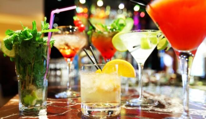Все об алкогольных коктейлях