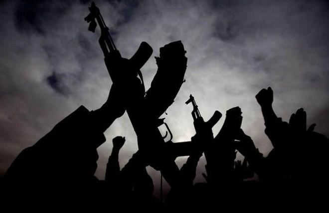 Вооружение ливийцев
