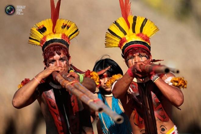 Самые необычные ритуалы в мире