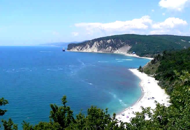 ТОП-10 курортов на Черном море.