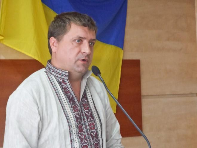 Олег Канивец: «Не исключаю своего вхождения во фракцию «Свобода».