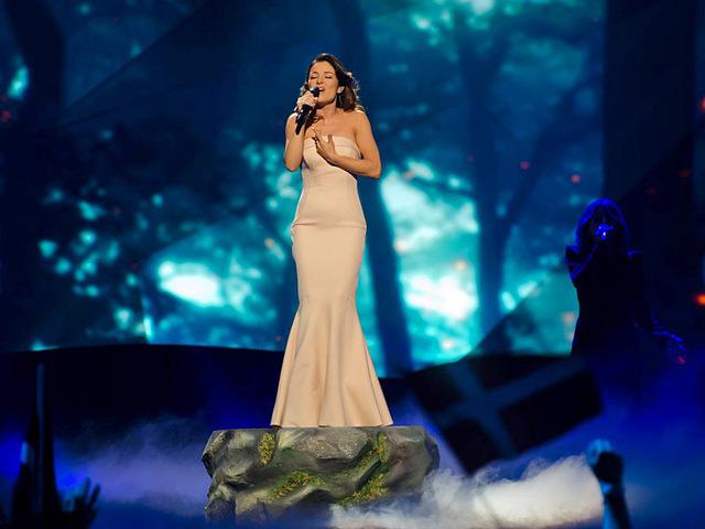 18 мая в финале «Евровидения» Злата Огневич выступит под 22 номером