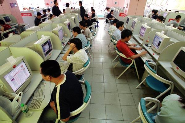 В Китае чтобы войти в интернет, нужно будет указать свое имя