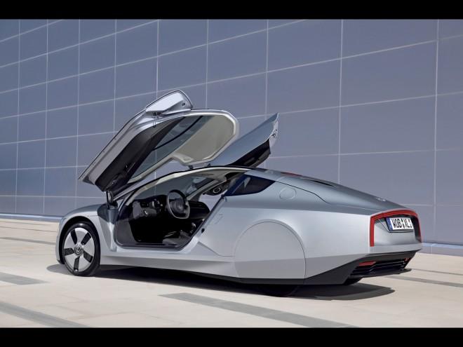 Volkswagen покажет в Женеве самый экономичный серийный гибрид в мире
