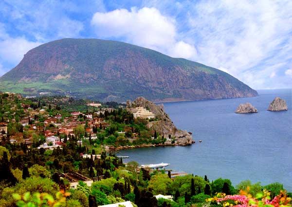 ТОП-10 самых красивых мест Крыма