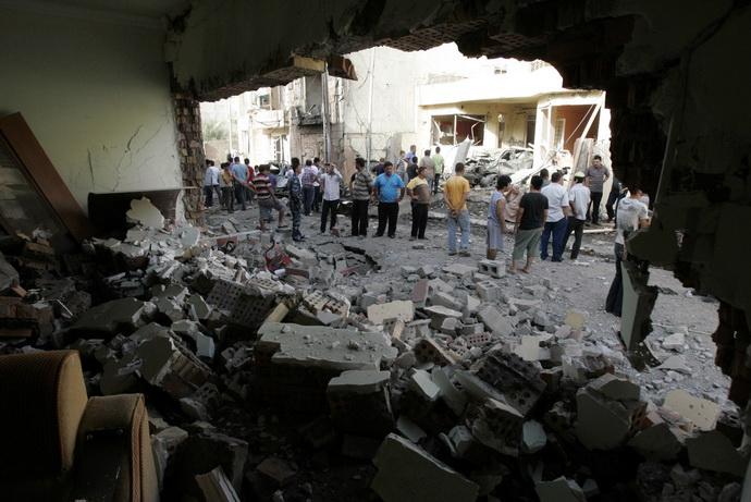 В Ираке жертвами терактов стали 26 человек.