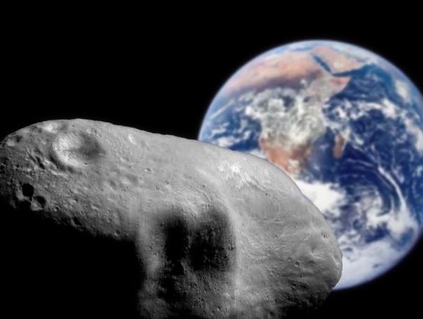 На выходных мимо Земли пронесется метеорит в сто раз крупнее Челябинского